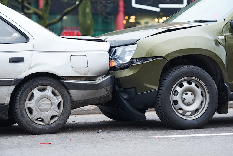 auto accidents: the basics
