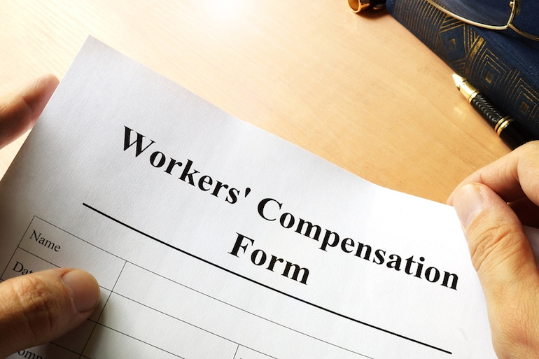 workers compensation papers