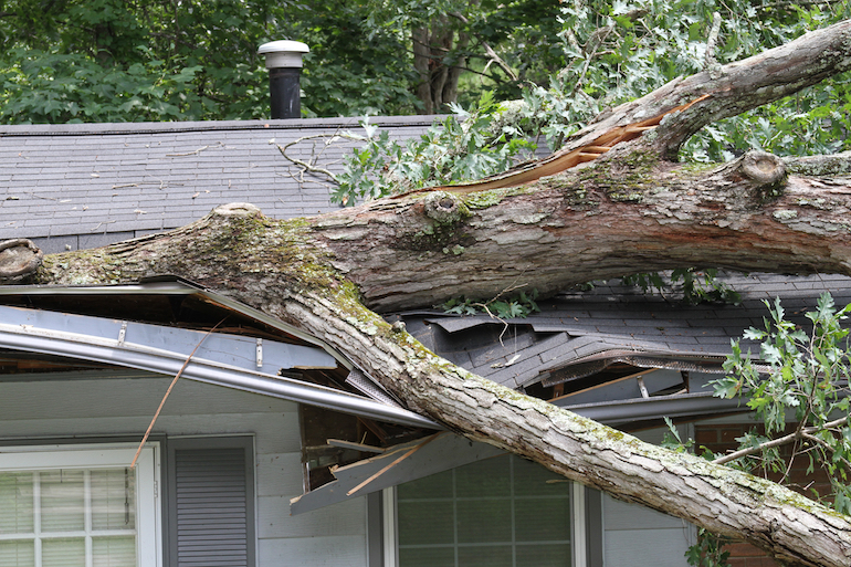 How To Make A Storm Damage Insurance Claim