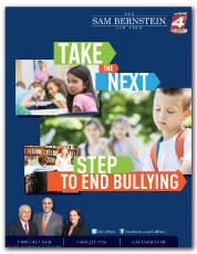 Take The Next Step To End Bullying cover