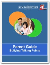 Parent Guide: Bullying Talking Points cover
