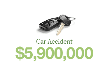 Car Accident $5,9000,000