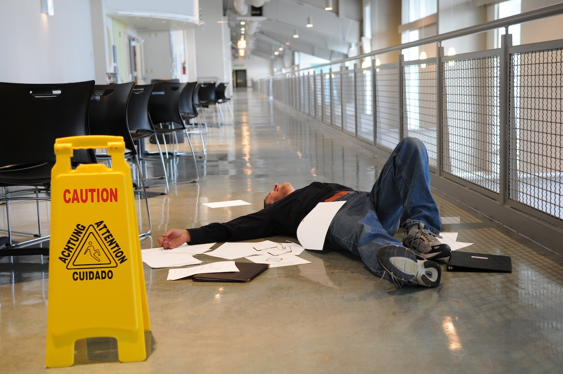 What To Do When Hiring Slip and Fall Attorneys in Michigan - featured image