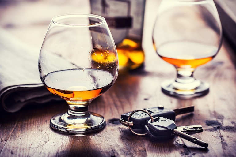 The Consequences of Drunk Driving | The Sam Bernstein Law Firm