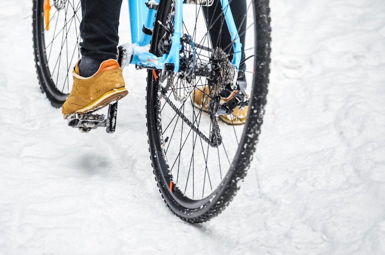 Safety Tips for Winter Biking | Sam Bernstein Law Firm