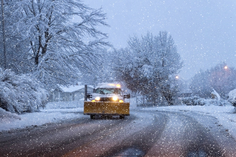 How to Avoid an Auto Accident this Winter   The Sam Bernstein Law Firm