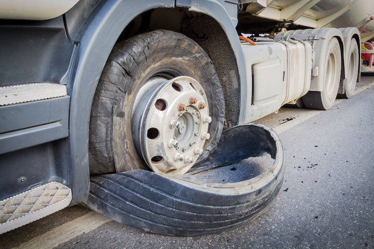 Semi-Truck Accident Lawyers | Sam Bernstein Law Firm