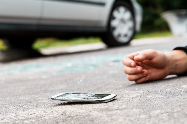 Michigan number of pedestrian deaths | Sam Bernstein Law Firm
