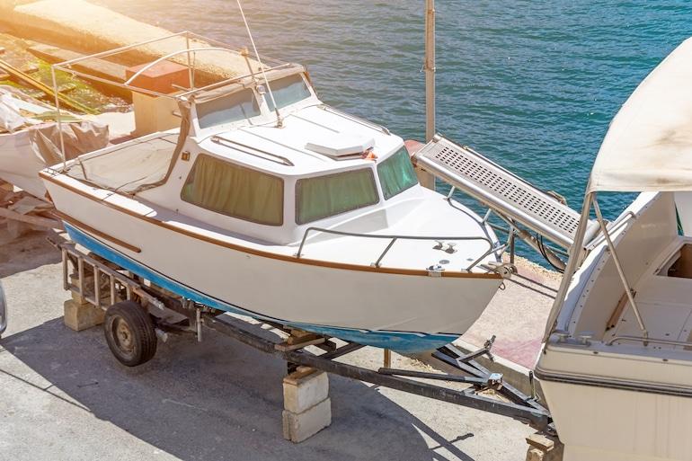Boat Trailer Registration