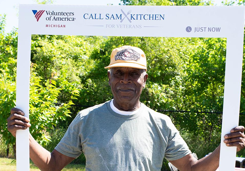 call sam kitchen veteran