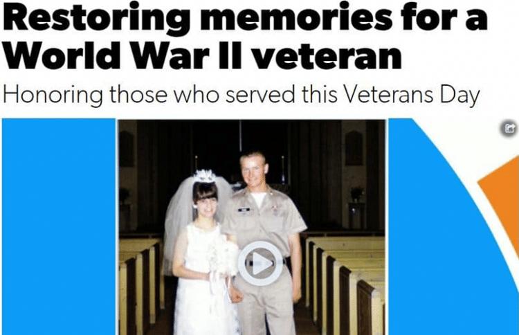 Veteran Blog Post