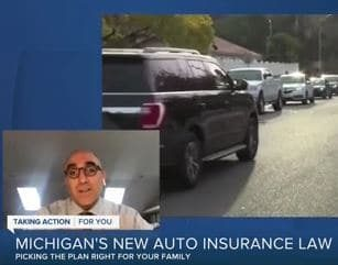 Mark Bernstein on Michigan's New Auto Insurance Law