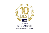 2019 10 Best personal Injury Attorneys for Client Satisfaction
