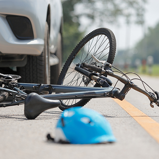 BICYCLE<br> ACCIDENTS