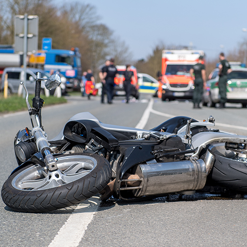 MOTORCYCLE<br> ACCIDENTS