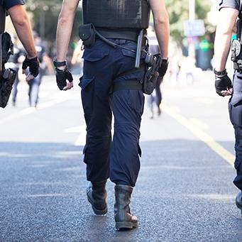 POLICE<br> BRUTALITY