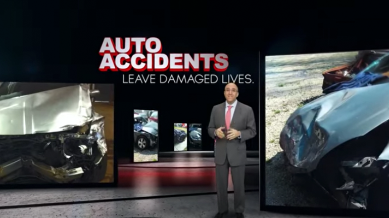 Auto accidents Leave Damaged Lives