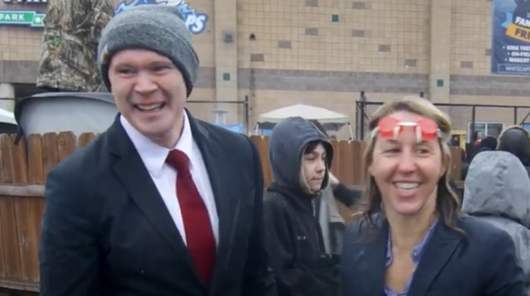 Attorneys Take the Polar Plunge