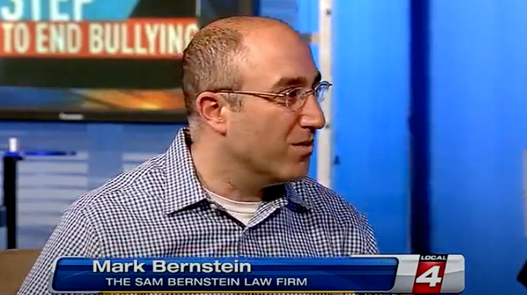 Mark Bernstein for Anti-Bullying Campaign