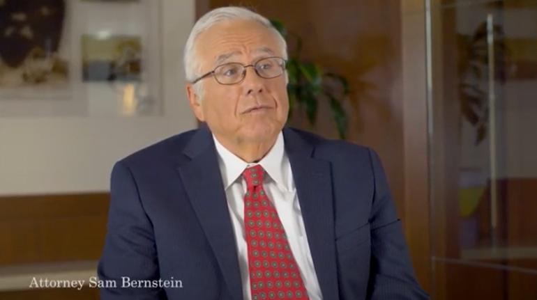 Attorney Sam Bernstein