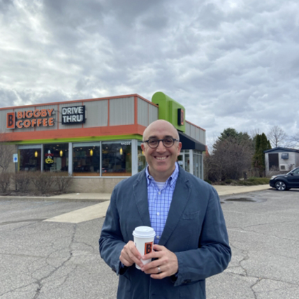 <h5>FREE COFFEE FOR ESSENTIAL WORKERS</h5><hr /><p>When COVID-19 started gaining ground in Michigan, The Sam Bernstein Law Firm stepped up to help through a partnership with Biggby Coffee.</p>