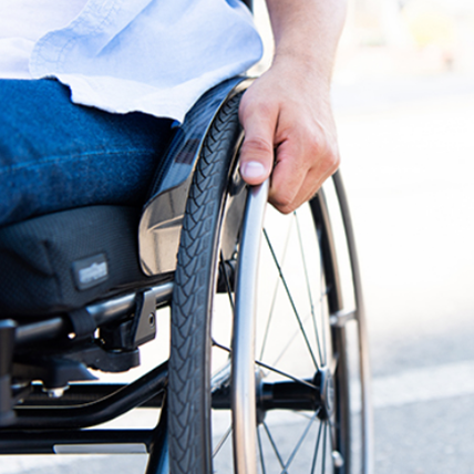 <h5>FIRM TARGETS MI FOR ACCESSIBILITY IN PUBLIC BUILDINGS</h5><hr /><p>The firm filed suit against the State of Michigan for failing to provide accessible accommodations for an employee with multiple sclerosis.</p>