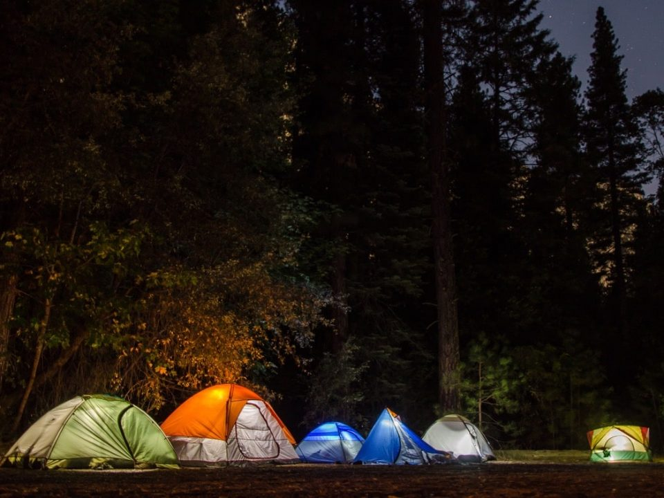 common campground injuries and camping laws in Michigan