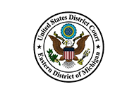 United State District Court - Eastern District of Michigan logo