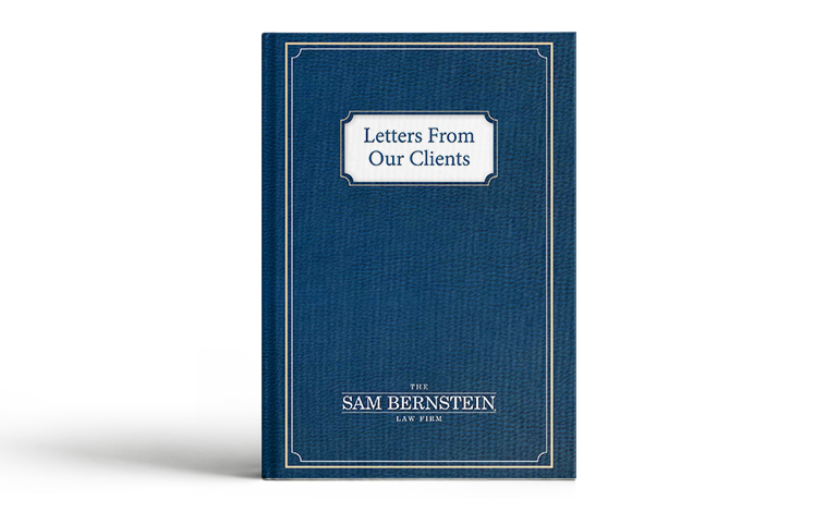 Letters From Our Clients book