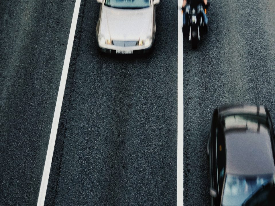 Avoiding a lane splitting accident in Michigan