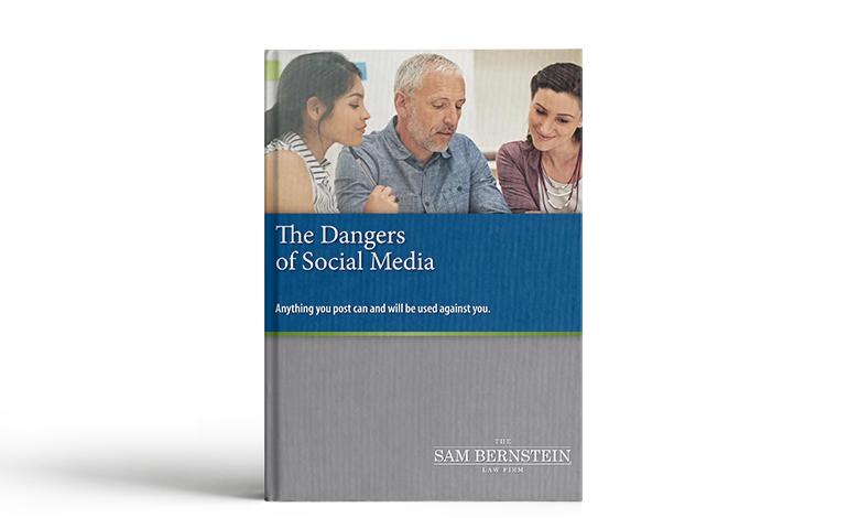 The Dangers of Social Media book