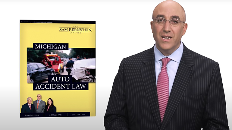 Auto and Truck Accident Laws video, The Sam Bernstein Law Firm