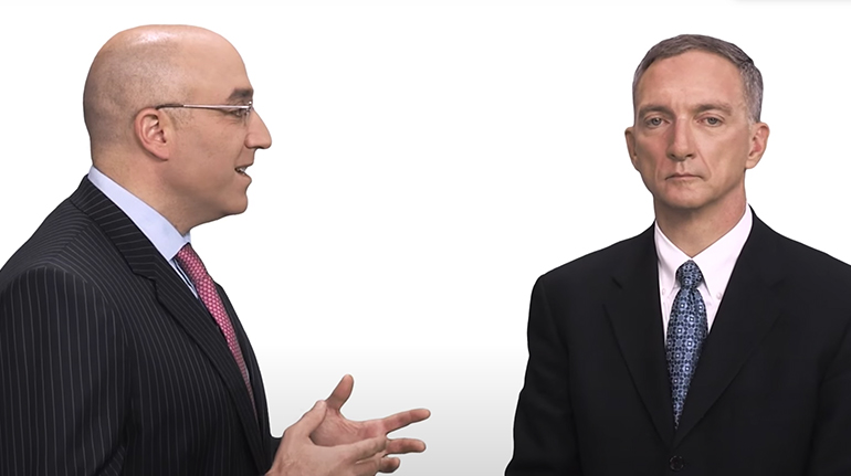 Q & A With Atty Ron Marvin, Attorneys Mark Bernstein and Ron Marvin, The Sam Bernstein Law Firm
