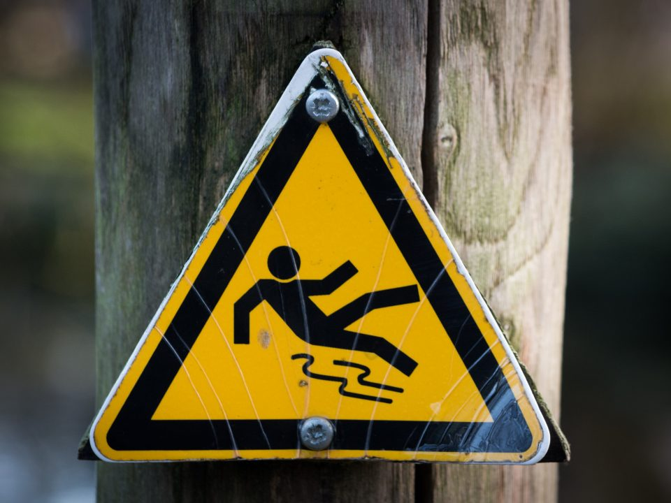 Common Slip and Fall Injuries in Michigan Winter - Trip and Fall Injuries