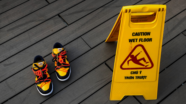 30+ Tips for Preventing Slip, Trip and Fall Accidents at Home and at Work