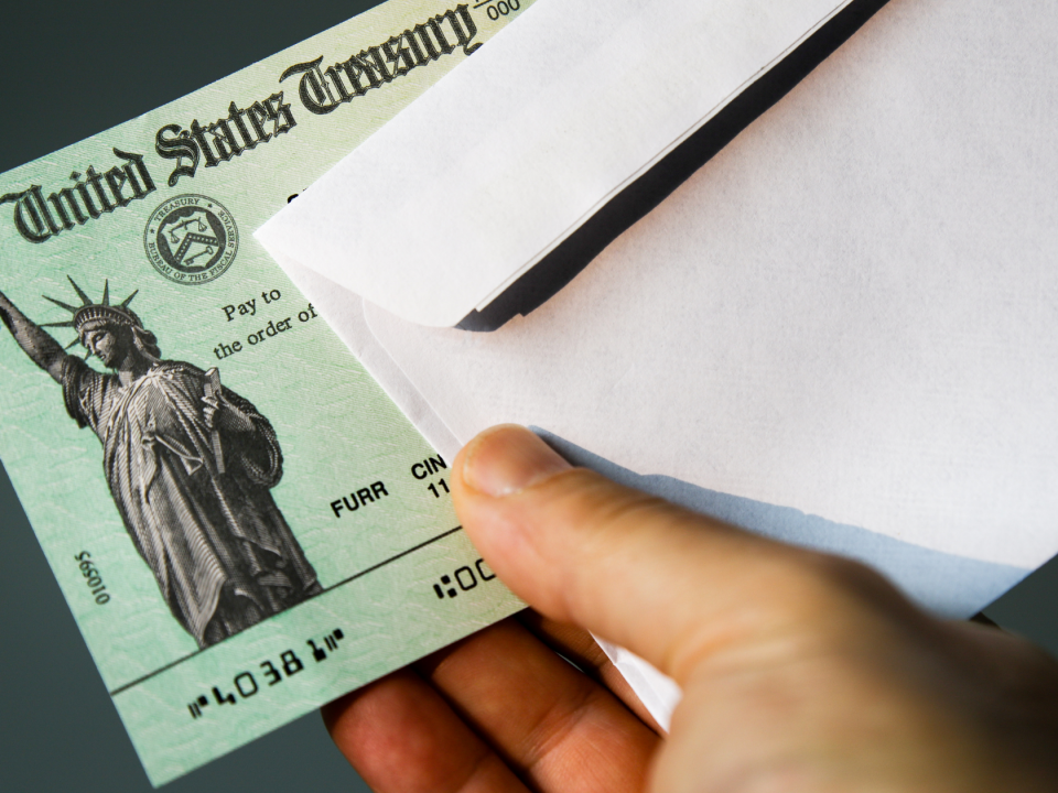 How the Recent Stimulus Checks Affect Your SSDI Benefits
