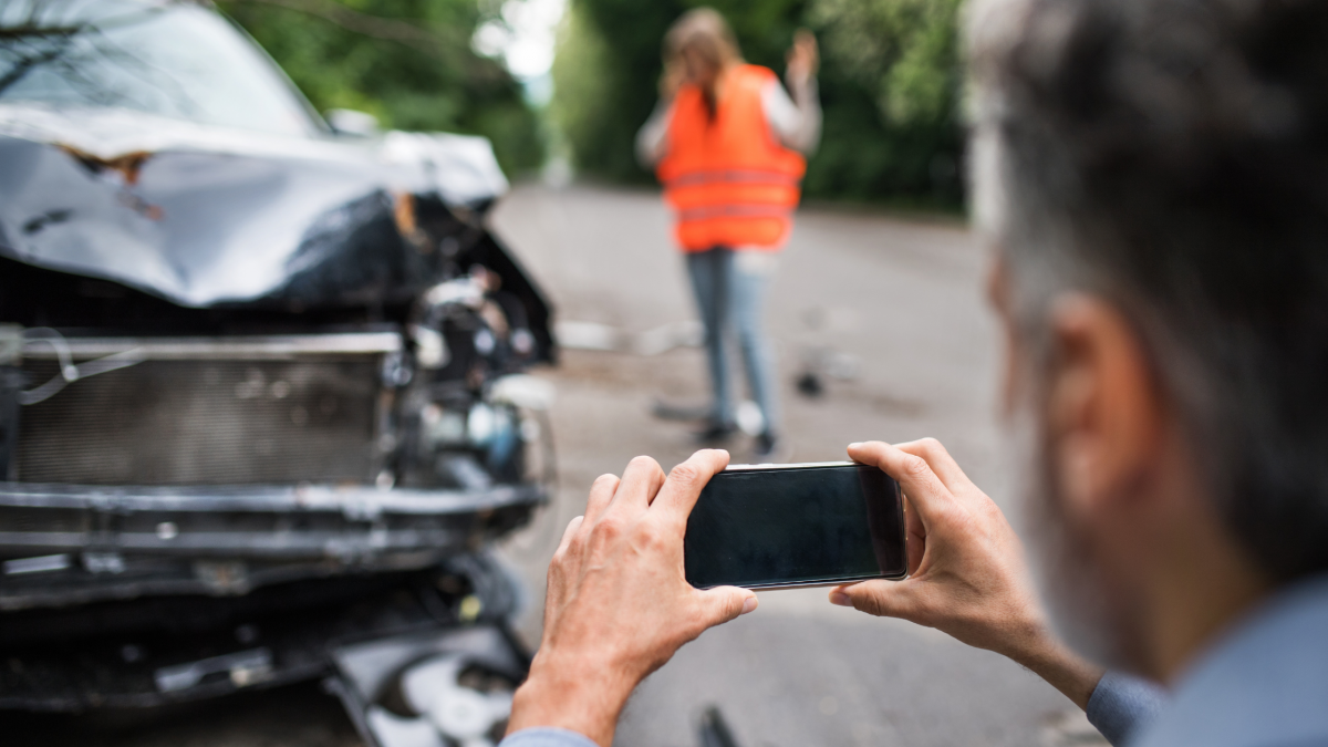 how to collect car accident evidence
