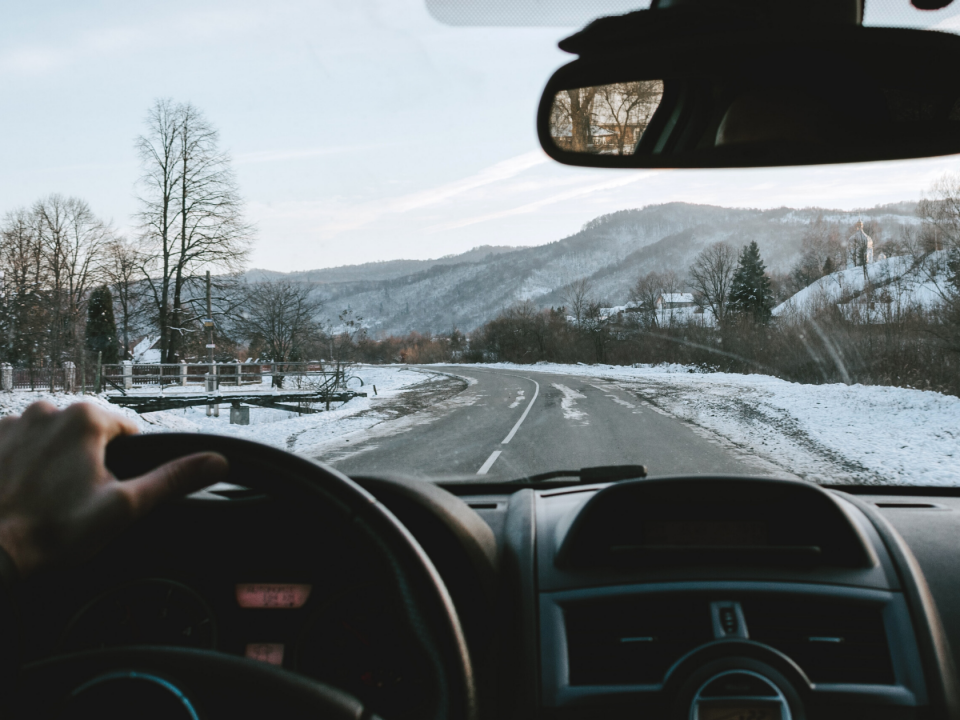 icy road accidents