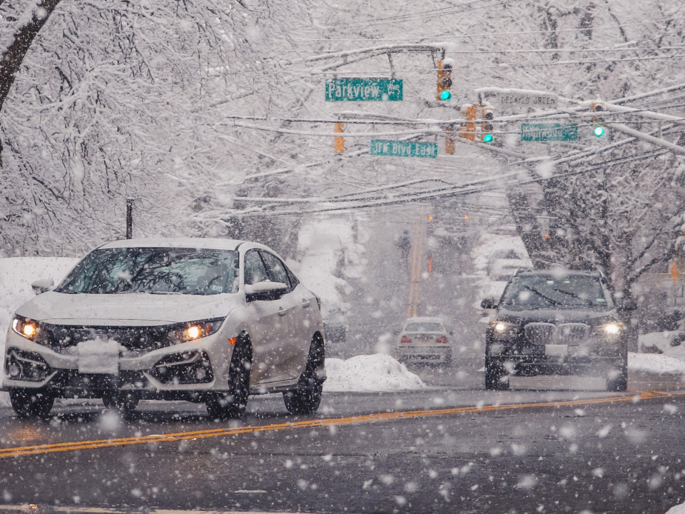 Michigan winter car accident statistics