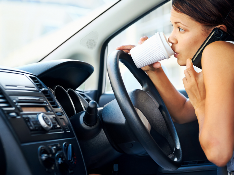 Types of Distracted Driving to know
