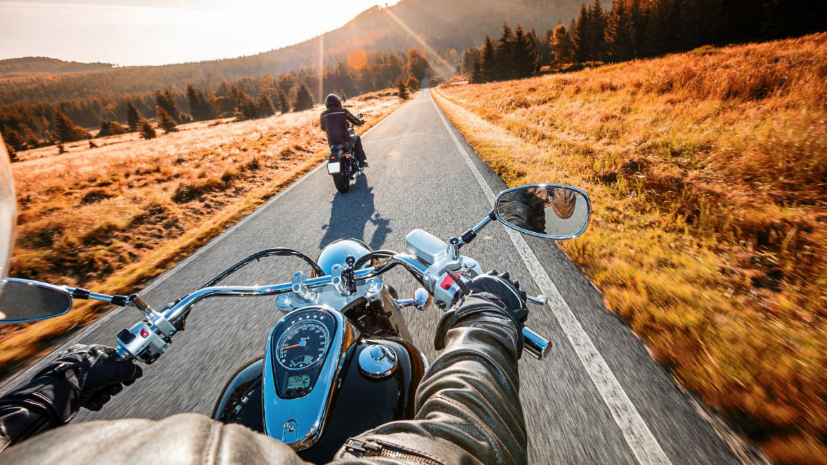 Motorcycle crash prevention