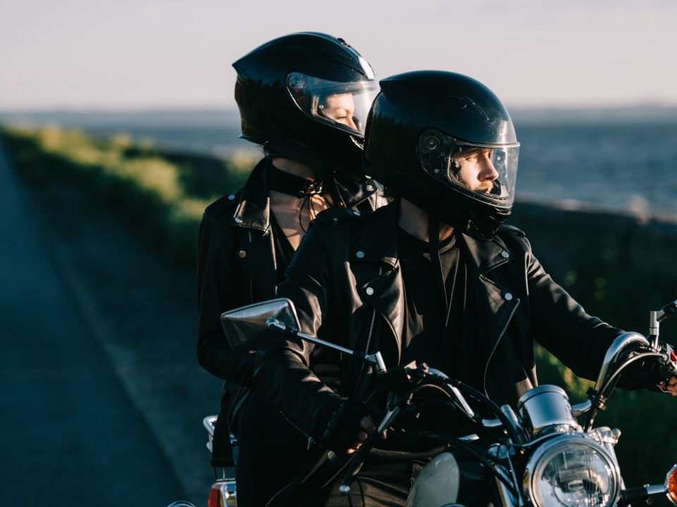 Best motorcycle rides in Michigan