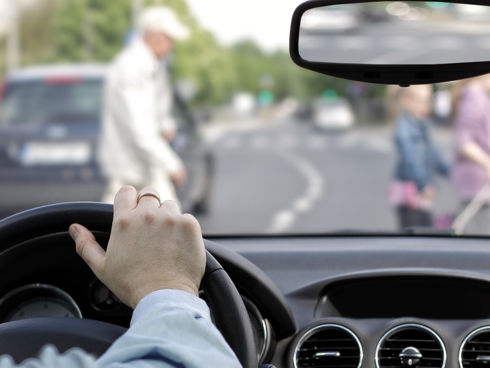 How many pedestrian accidents happen every year?